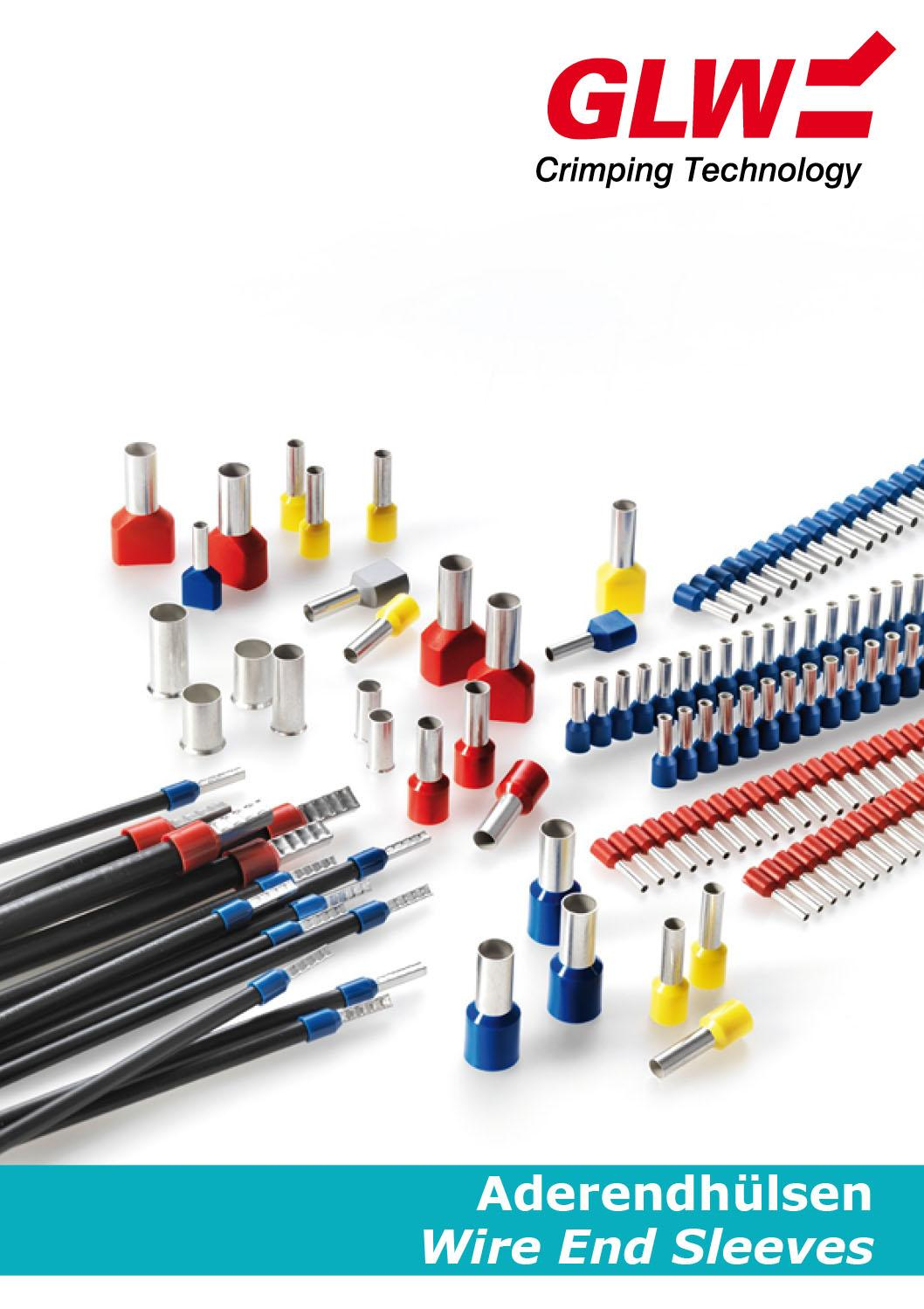 GLW Insulated Ferrules -Wire Ends supplied by ElectroMechanica