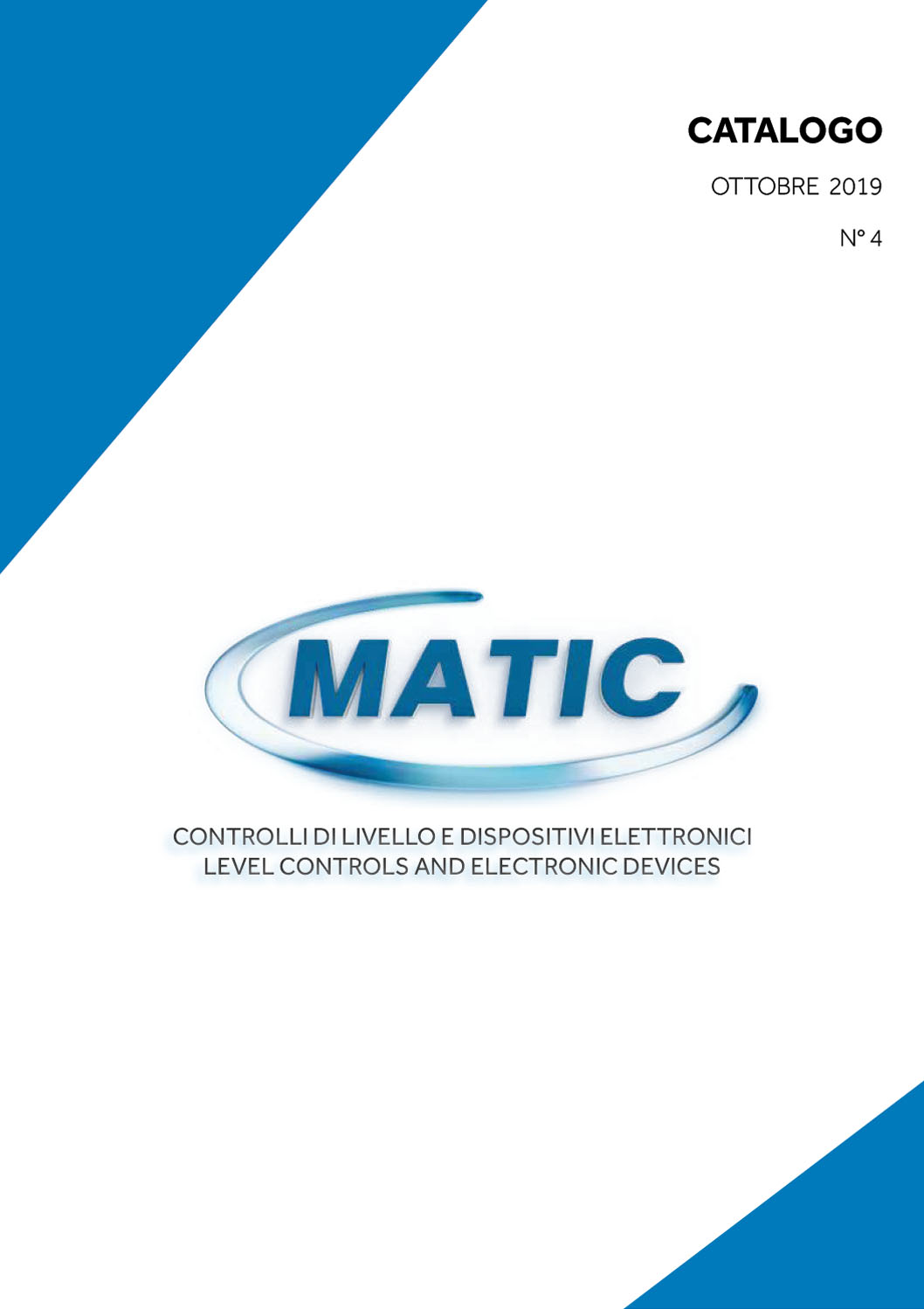 Matic Catalogue supplied by ElectroMechanica
